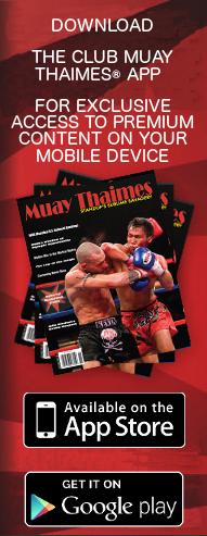 Muay Thaimes Magazine