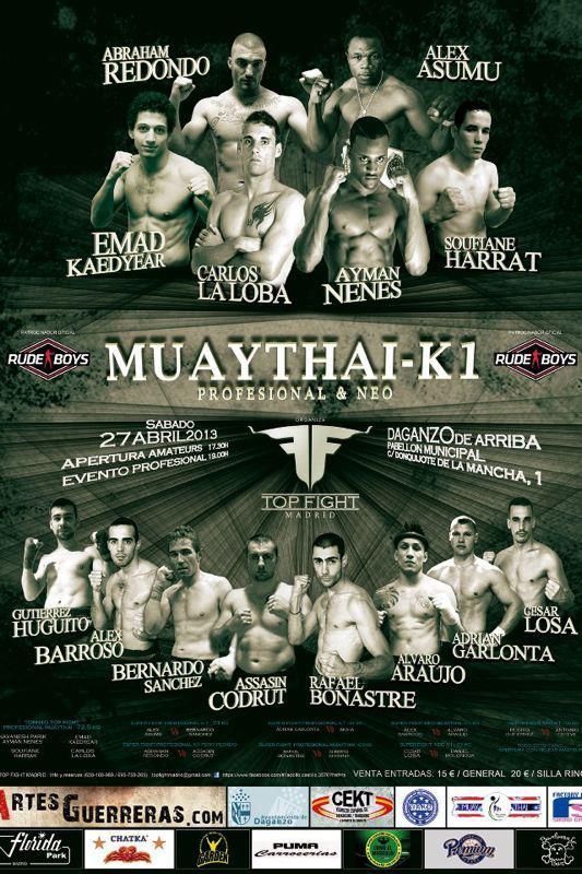 Muay Thai K1
