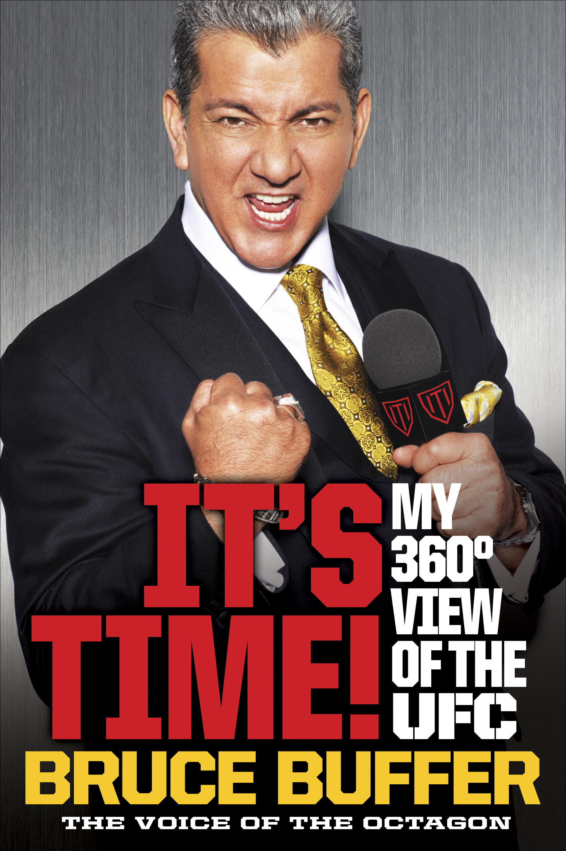 IT'S TIME - Cover-2