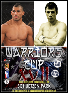 Warriors cup