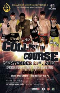 Collision Course september 21