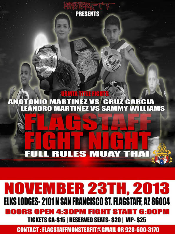 Flagstaff Fight-Night-11-23-2013