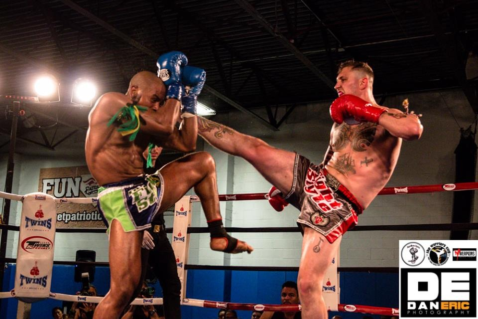 Brett Hlavacek defeated Cyrus Washington with the WBC National Title on the line
