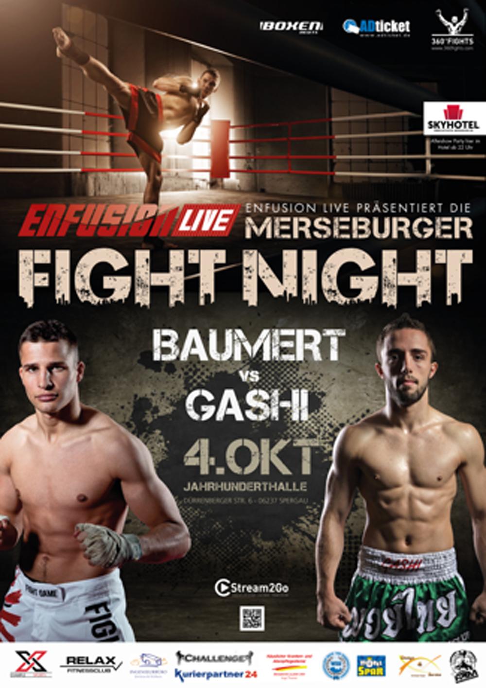 Merseburger Fight Night