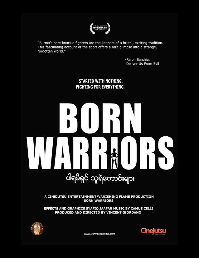 Born Warriors Film Poster