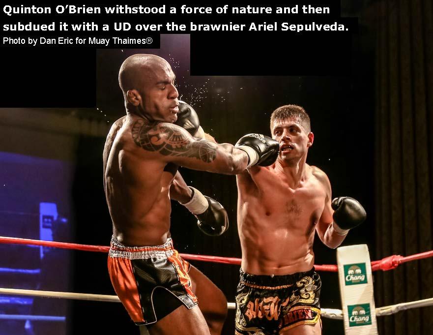 O'Brien vs, Sepulveda