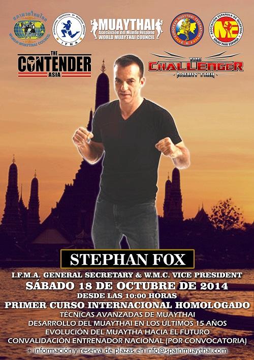 Stephan Fox Poster
