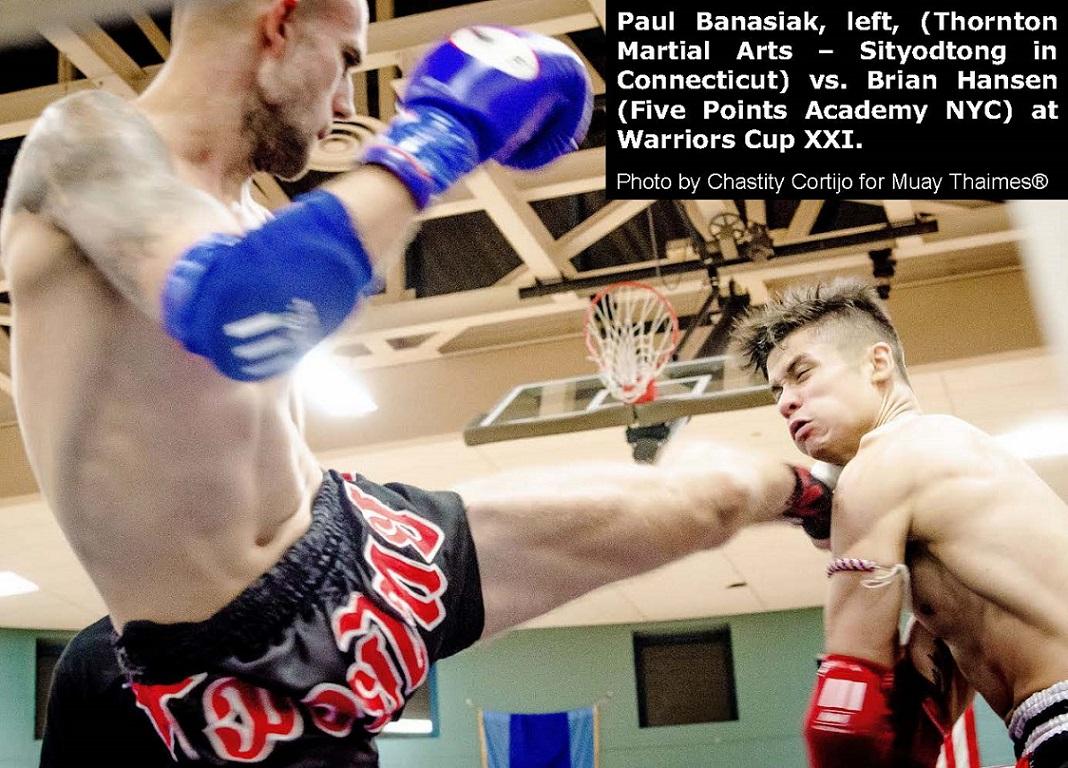 Paul Banasiak vs. Brian Hansen