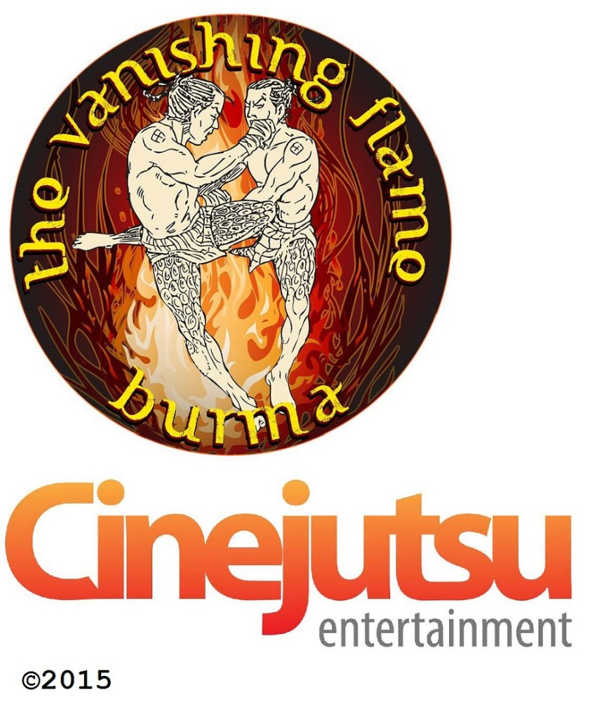 Vanishing Flame-Cinejutsu Logo