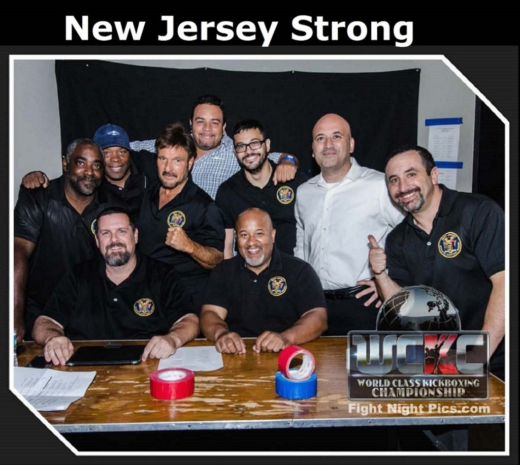 New Jersey Strong