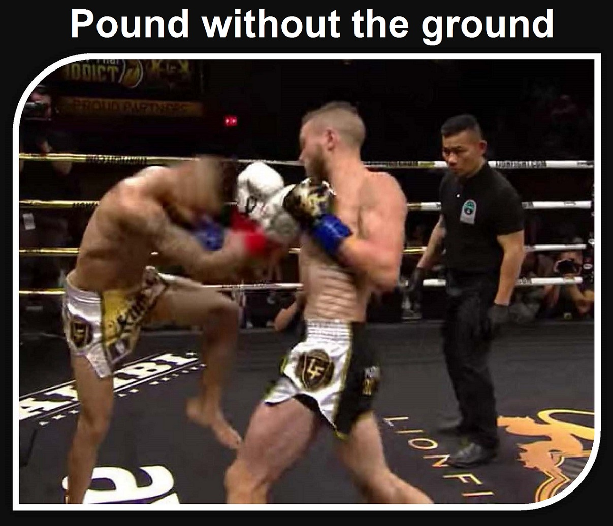 Pound without the ground
