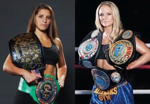 Tiffany Van Soest vs. Caley Reece