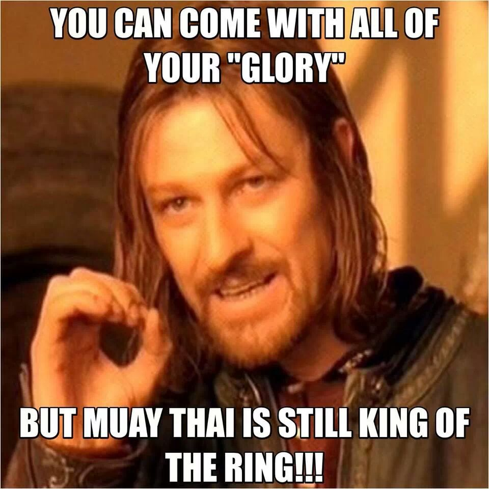 Muay Thai is King of the Ring
