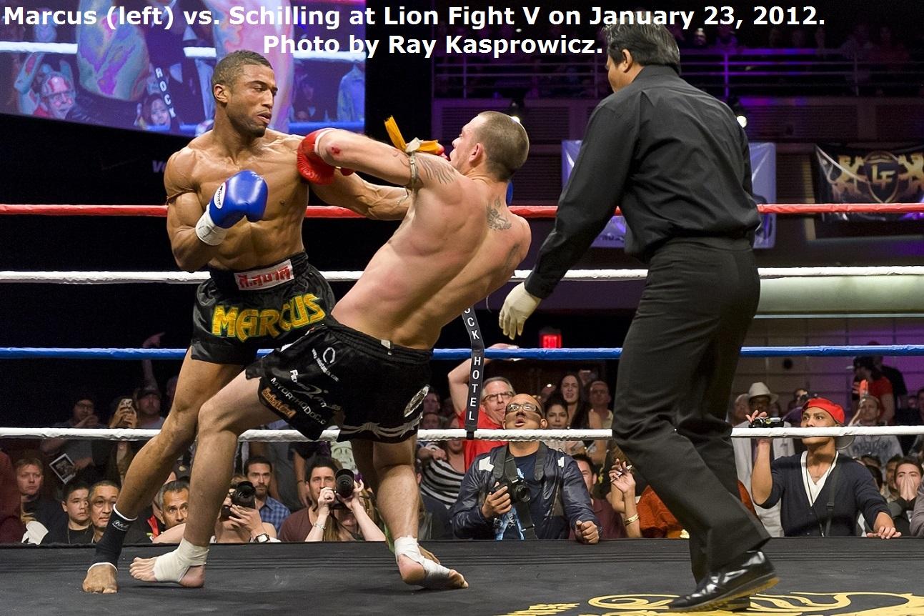 Marcus vs. Schilling