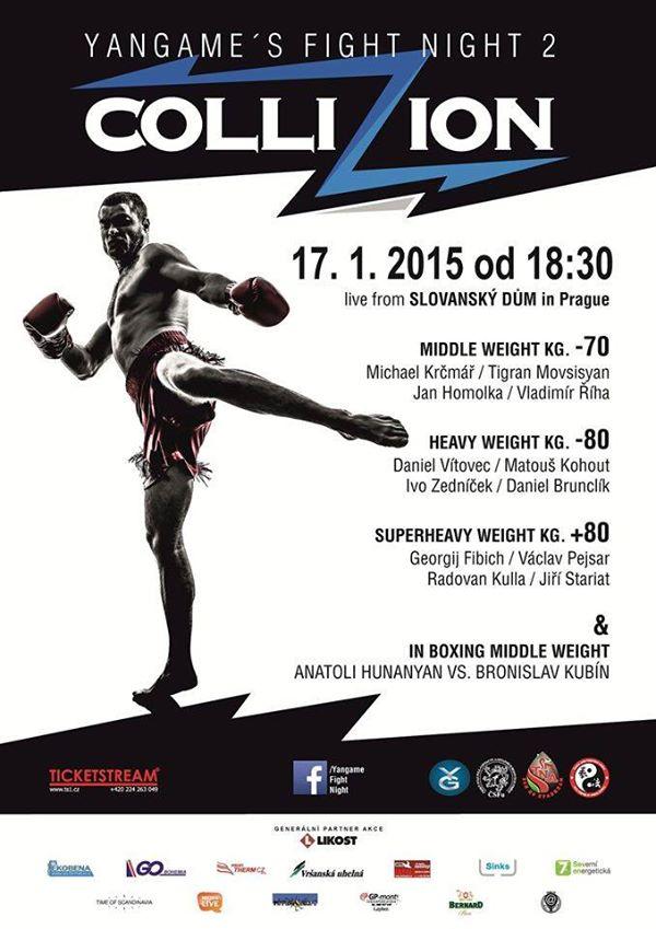 Yangame Fight Night 2 Poster
