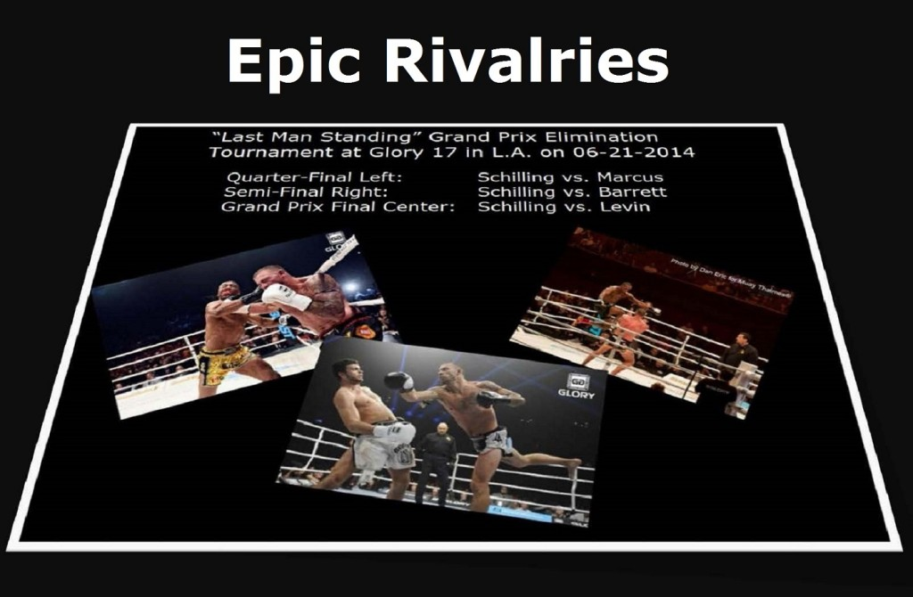 Epic Rivalries