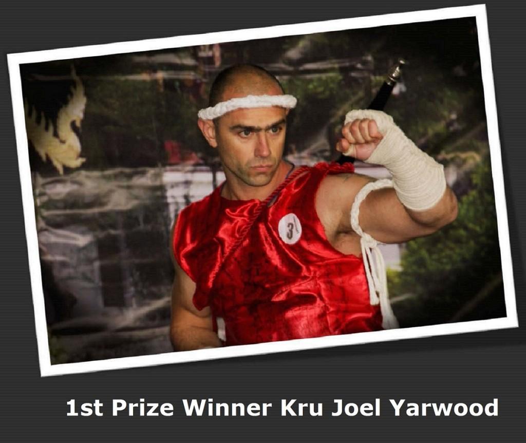 Kru Joel Yarwood