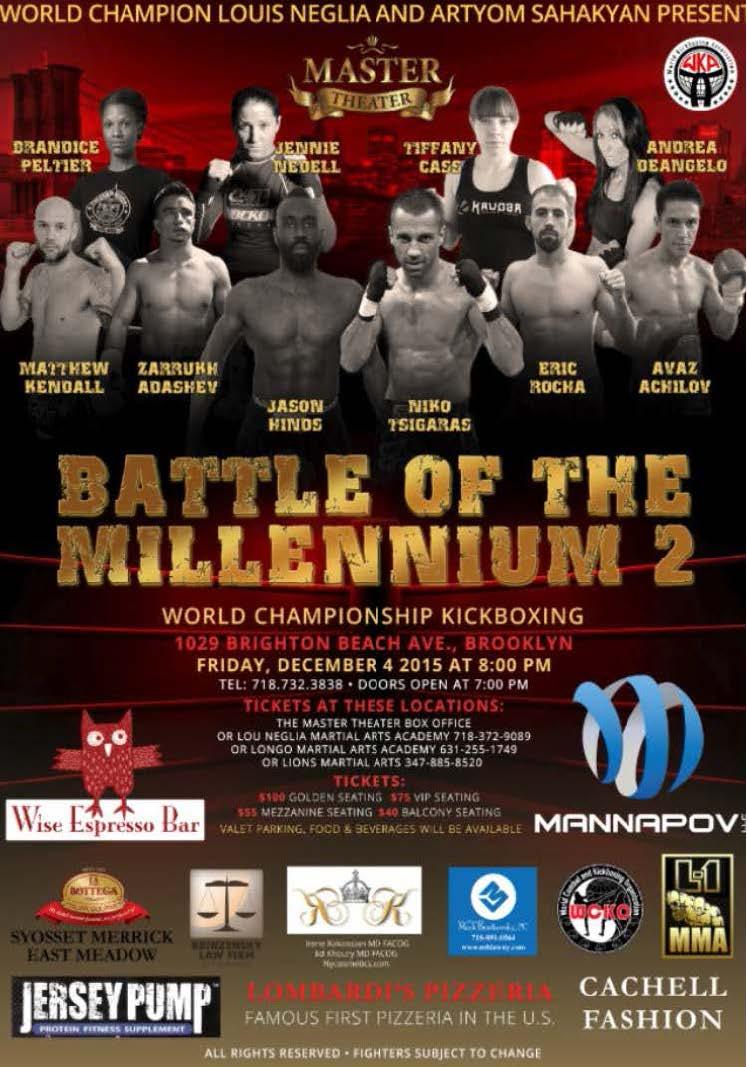 Millennium II Poster