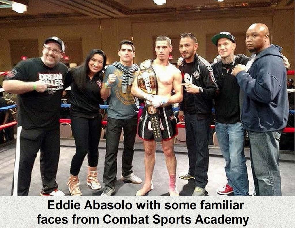 Eddie Abasolo