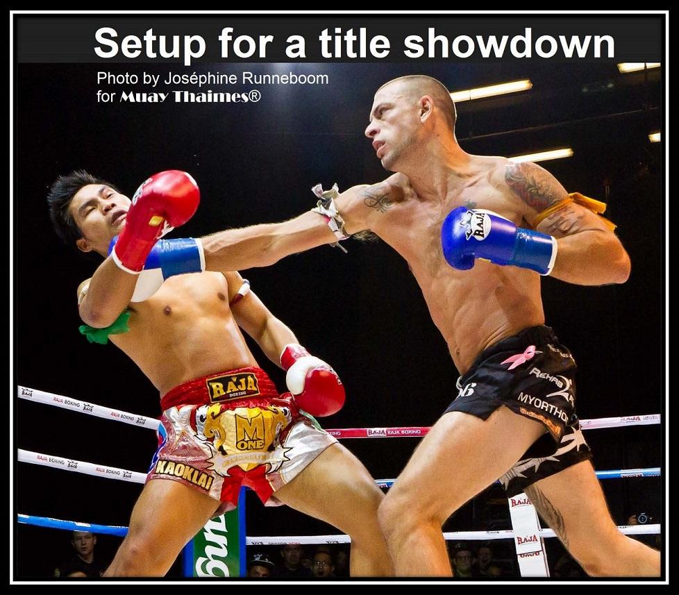 Showdown Setup