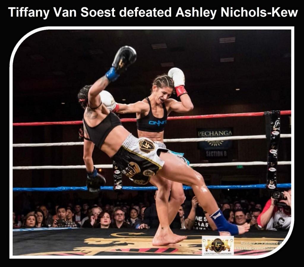 Van Soest vs. Nichols-Kew